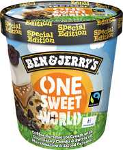 Ben & Jerry's 500ml One Sweet World