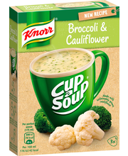Knorr 3x15g Cup a Soup Parsakaali-kukkakaalikeitto