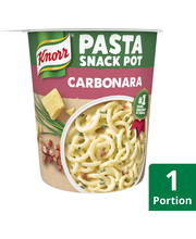 Knorr 71g Snack Pot Carbonara