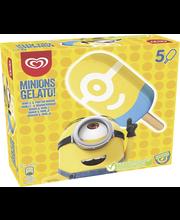 Minions 5x90ml Banaani-Vanilja