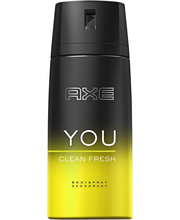 Axe 150ml Body Spray You Clean Fresh