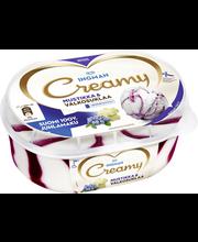 Ingman Creamy 850ml Mustikka & Valkosuklaa