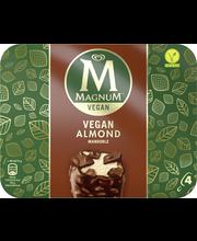 Vegan Almond monipakkaus