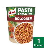 Knorr 68g Snack Pot Bolognese