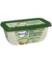 Becel 375g With Avocado & Lime oil