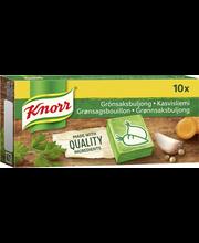 Knorr 10x10g Kasvisliemikuutio
