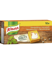 Knorr 10x10g Kanaliemi...