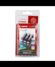Canon CLI-521 3-värimustepatruuna