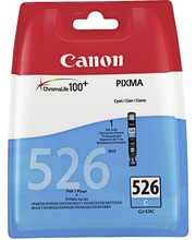 Canon CLI-526 syaani mustepatruuna