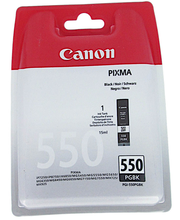 Canon PGI-550 PGBK BL SEC mustepatruuna musta