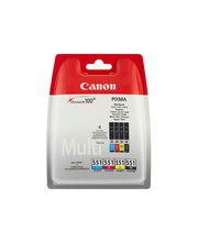 Canon cli-551 c/m/y/bk
