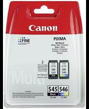 CANON PG-545/CL-546 MULTI musta väripatruuna