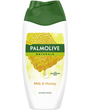 Palmolive Naturals 250ml Milk & Honey suihkusaippua