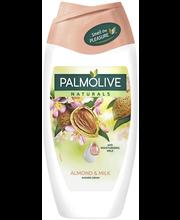 Palmolive Naturals 250ml Almond & Milk suihkusaippua