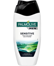 Palmolive 250ml for Men Sensitive suihkusaippua