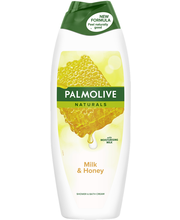 Palmolive Naturals Milk & Honey suihkusaippua 650ml