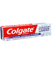 Colgate 50ml Sensation White hammastahna