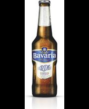 Bavaria Wit 0,0% 33 cl pullo alkoholiton olut