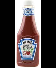 Heinz 965g Tomato Ketchup vähennetty 50% sokeria ja 25% suolaa ketsuppi