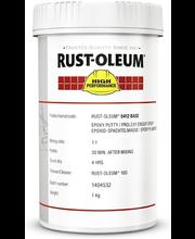 Rust-Oleum 5412 Epoksikorjauskitti 2kg vaalean harmaa