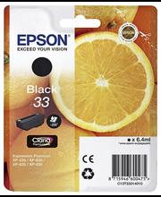 Epson Claria Premium 33 pigmenttimusta muste