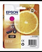 Epson Claria Premium 33 magenta, punainen muste