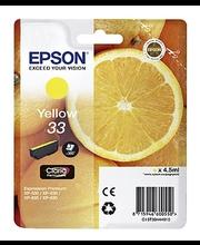 Epson Claria Premium 33 keltainen muste
