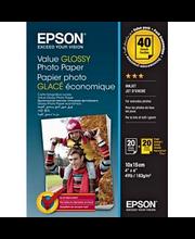 Epson glossy kuvapaperi