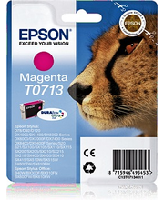 Epson T0713 punainen väripatruuna
