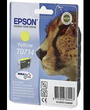 Epson T0714 Keltainen väripatruuna