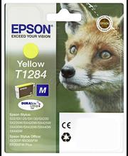 Epson T1284 mustepatruuna keltainen