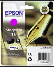 Epson  16 väripatruuna  magenta