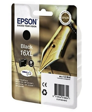 Epson 16Xl mustepatruuna musta