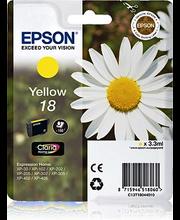 Epson yellow 18 claria ho