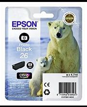 Epson black 26 claria pre