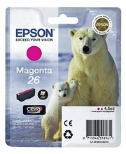 EPSON MAGENTA 26 CLARI...