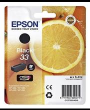 Epson 33 väripatruuna  musta