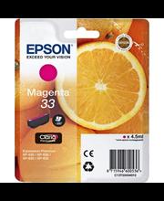 Epson 33 väripatruuna  magenta