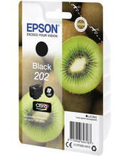 Epson 202 Musta Väripatruuna