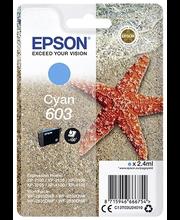 Epson 603 mustepatruuna syaani