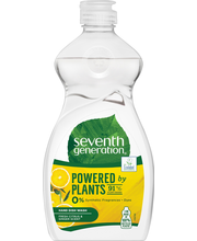 Seventh Generation 500ml Tiskiaine Fresh Citrus & Ginger Scent