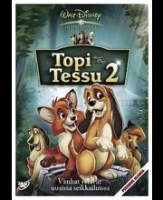 Dvd Topi Ja Tessu 2