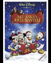 Dvd Akun Joulumanteli