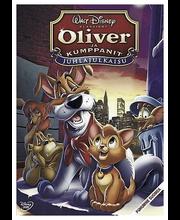 Dvd Oliver Ja Kumppanit