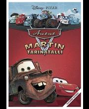Dvd Autot-Martin Tarinat
