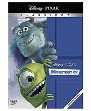 Dvd Monsterit Oy