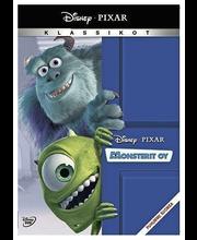Dvd Monsterit Oy