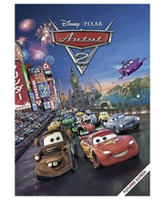 Dvd Autot 2