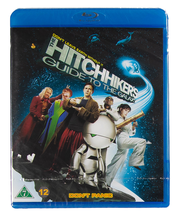 Bd Hitchhikers Guide To