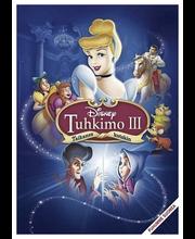 Dvd Tuhkimo 3 Taikansa K